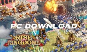 rise of kingdoms pc