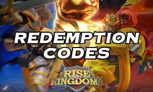 Rise of Kingdoms Redemption Codes