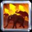 War Elephant Trample