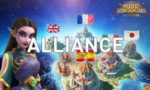 Rise of Kingdoms alliance