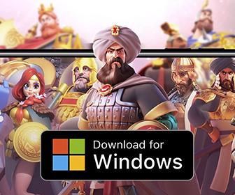 download Rise of Kingdoms pc